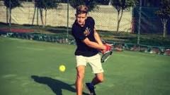 Симон-Антони Иванов на 1/4-финал в Ираклион, Александър Лазаров отпадна