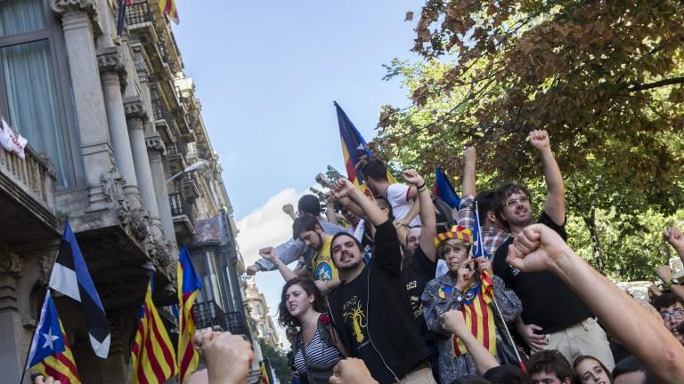 За първи път представител на испанското правителство се извини за насилието в Каталуния