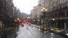 Жълт код за опасни валежи за 7 области