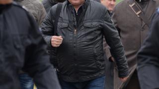 Крушарски:  На една кола и свърши бензина, затова катастрофирах