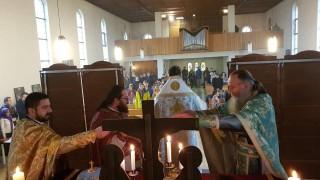 Католиците в Щутгарт предоставиха храм на православните българи