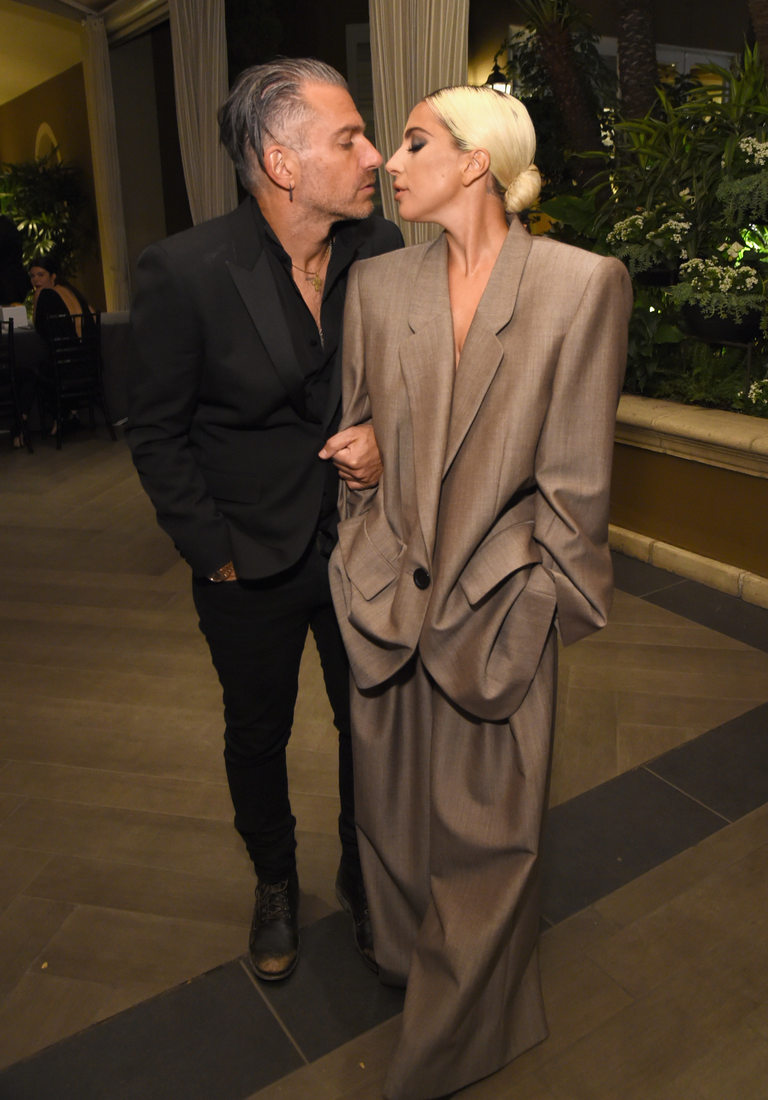 Лейди Гага и Кристиан Карино не крият любовта си