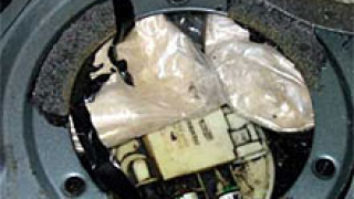 Заловиха хероин за над €800 000