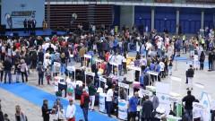 """Спортният панаир #BeActiveFair продължава в """"Арена Армеец"""""""