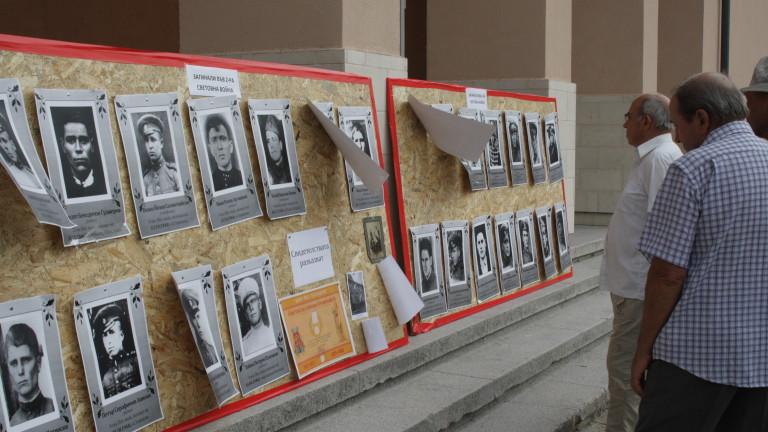 Снимка: Висши военни и политици се поклониха пред героите от Каймакчалан