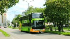 Германската Flixbus продължава експанзията си у нас: свързва Пловдив с Виена и Будапеща