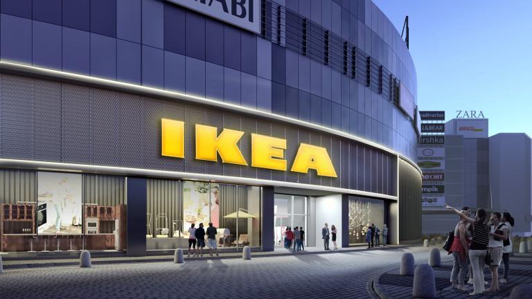 IKEA влиза в още един пазар в Централна и Източна Европа с инвестиция от €90 милиона