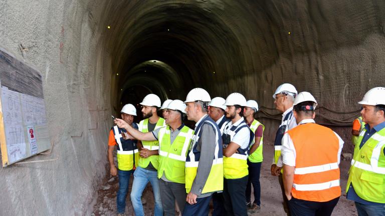 Стартира изграждането на най-дългия железопътен тунел у нас