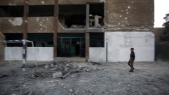 """Подкрепяните от САЩ сили напредват срещу """"Ислямска държава"""" в сирийски бастион"""