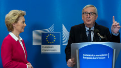 Юнкер не иска война за ваксини ЕС-Британия