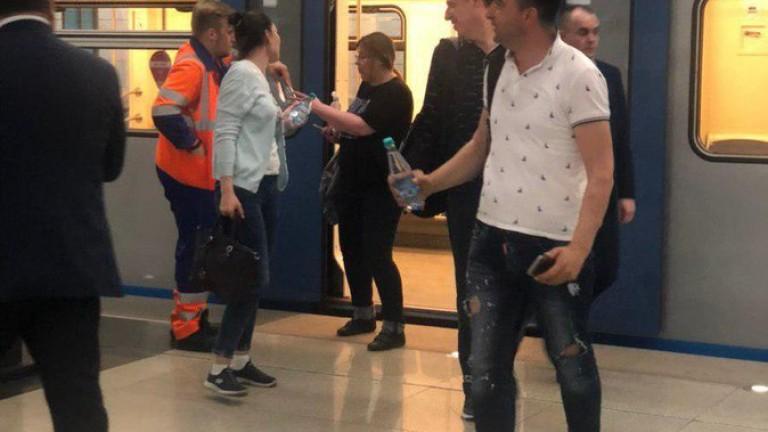 Авария блокира над 1000 души в метрото на Москва