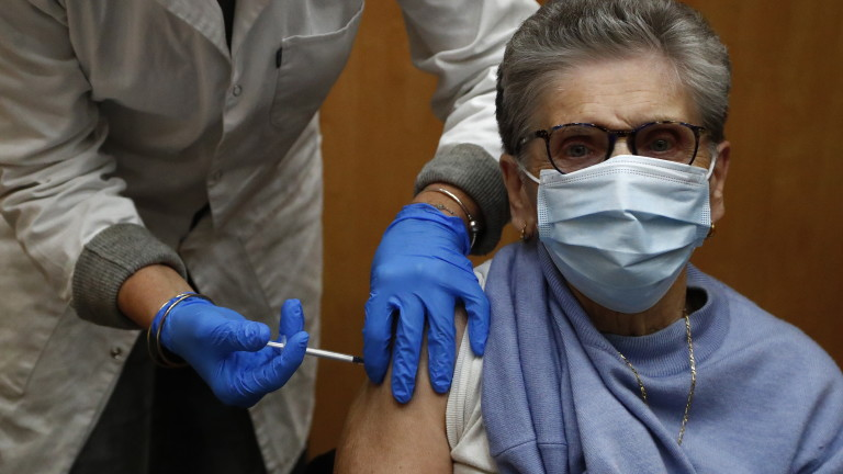 Броят на новозаразените с коронавирус във Франция за една седмица