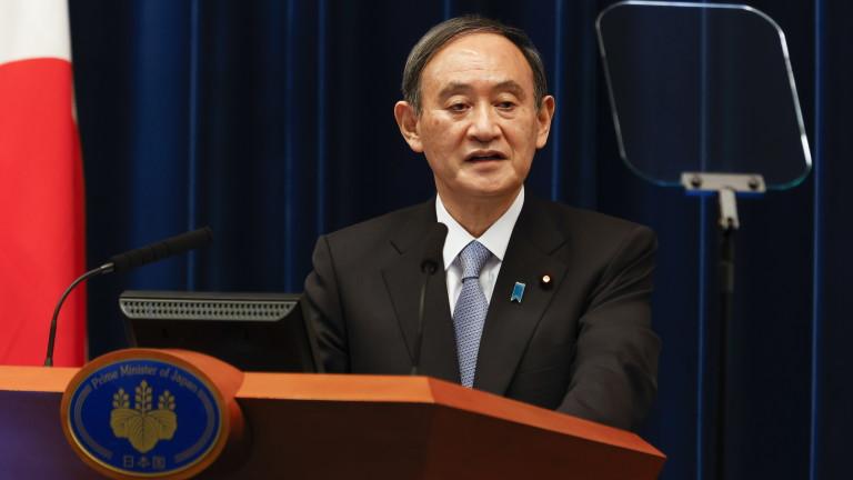 Суга иска да покани Байдън на олимпийските игри в Япония