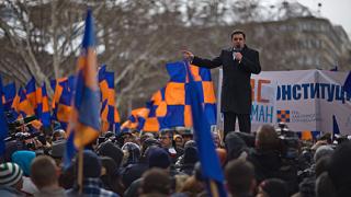 Роми искат нова Kонституция на митинг на РЗС