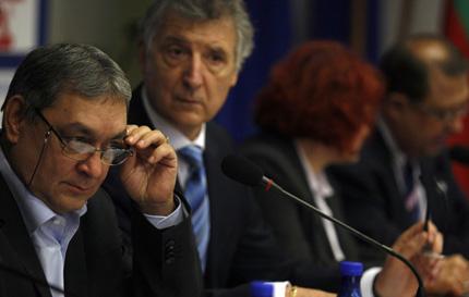 Райчинов бе преизбран за председател на БЛС