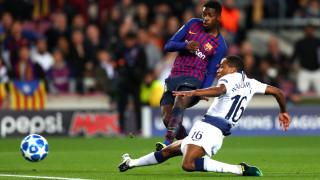 Барселона наложи жестока санкция на Усман Дембеле