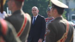 Румен Радев: Силата на духа е възкресявала българина и след векове робство