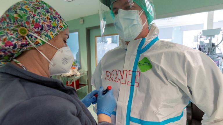 Министерството на здравеопазването на Испания съобщи, че през последните 24