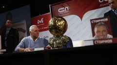 """Христо Стоичков раздаде автографи в компанията на """"Златната топка"""""""