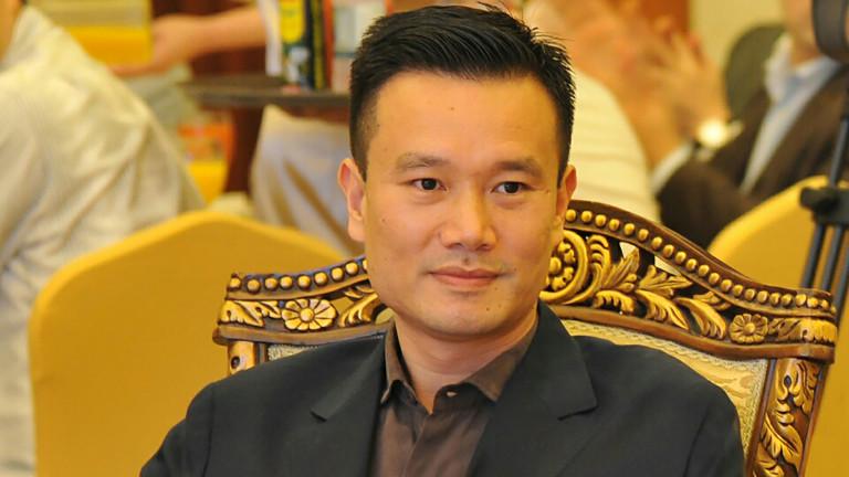 Йе Джианминг, основател и изпълнителен директор на CECF