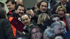 """Лидерът на партия """"Лига"""" отхвърли коалиция с Демократическата партия в Италия"""