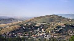 Израелската армия свали дрон от Ливан