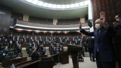 Ердоган обяви начало на нов период в икономиката и съдебната власт