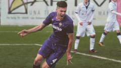 Петко Христов попадна в групата на Фиорентина за мача с Беневенто