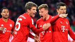 Байерн срази Хофенхайм в луд мач със седем гола