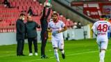 Матиас Курьор дебютира с победа в Турция