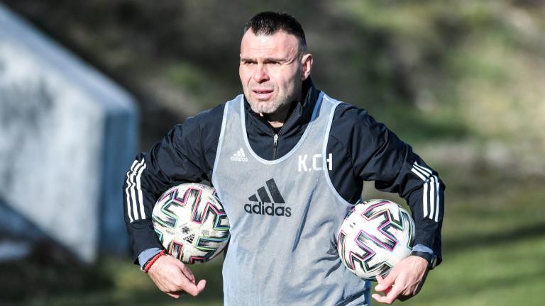 Красимир Чомаков: Аз винаги ще бъда част от ЦСКА и ЦСКА ще бъде част от мен