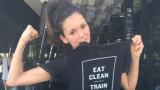 Нина Добрев направи завой в тренировките