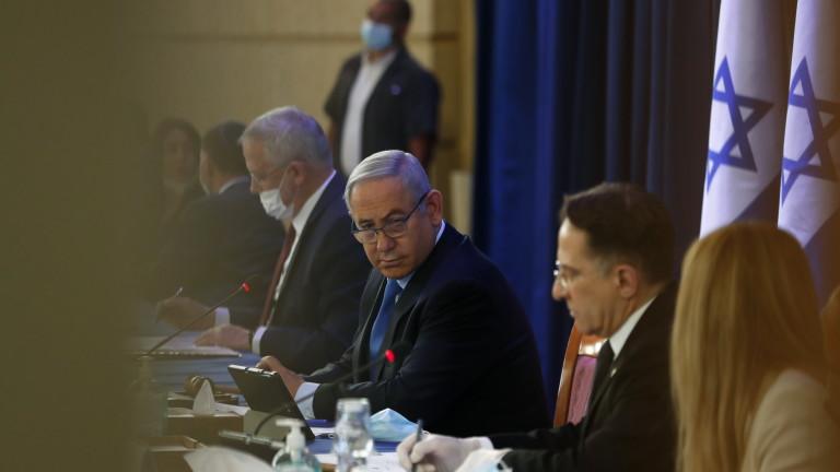 Израелският премиер Бенямин Нетаняху е възпрепятстван да назначава полицейски и