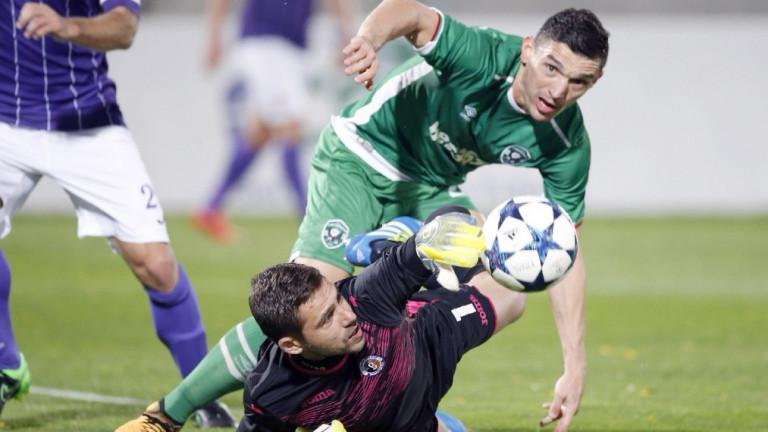 Христо Иванов: Надяваме се да постигнем първата си победа срещу Ботев