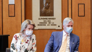 """Белгийският крал се извини на Конго и """"изрази дълбоко"""" съжаление за колониализма"""