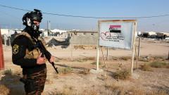 Ранени при ракетни удари над база в Северен Ирак