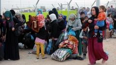 За първи път над 5 млн. сирийски бежанци живеят в съседните държави