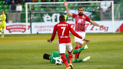 ЦСКА с Тиаго срещу Ботев (Пловдив)