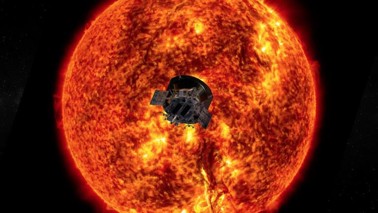 Слънчеватасонда на НАСА