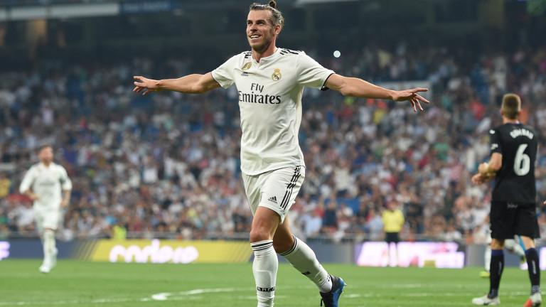 Испанският гранд Реал (Мадрид) няма загуба в груповата фаза на