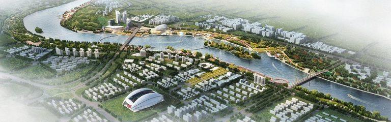 Около канала ще се появи нова жилищна и търговска зона