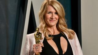 Актрисата, която извади старата си рокля за Оскарите