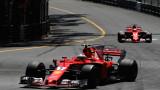 Фурор за Ферари в Монако!