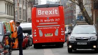 Всяко британско семейство вече е обедняло с €1000 от Brexit