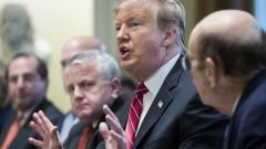 Тръмп ще направи компромис за стената, за да избегне повторно затваряне не правителството