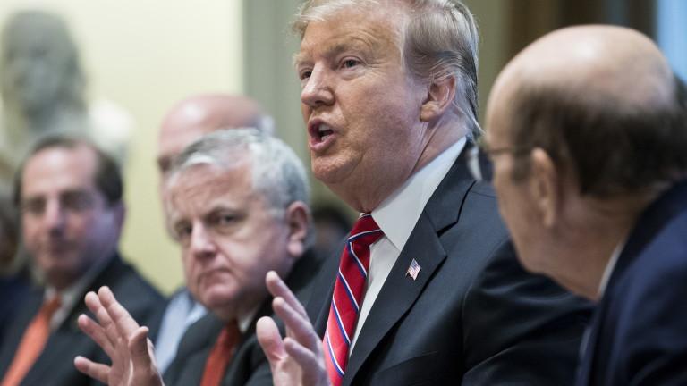 За Тръмп е малко вероятен нов шътдаун, но не е доволен от сделката в Конгреса