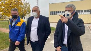 """Борисов уверява, че разширяването на газохранилището """"Чирен"""" е безопасно"""