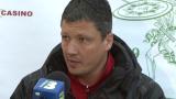 Любослав Пенев: Футболистите осъзнаха грешката си