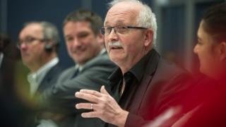 Удо Булман ще бъде силен лидер на групата на евросоциалистите според Станишев