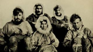 Ада Блекджек - шивачката, която оцеля две години в полярния студ